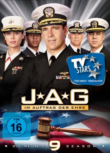 JAG: Im Auftrag der Ehre - Die neunte Season [5 DVDs]