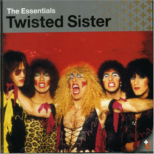 Original album cover of Essentials by Twisted Sister