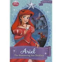 Ariel: The Shimmering Star Necklace (Turtleback School & Library Binding Edition) (Disney Princess (Pb))