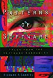 Patterns of Software: Tales from the Software Community (0195121236) by Gabriel, Richard P.