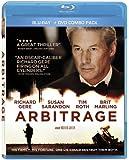 Arbitrage [Blu-ray] (Sous-titres français)