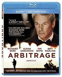 Arbitrage [Blu-ray + DVD]