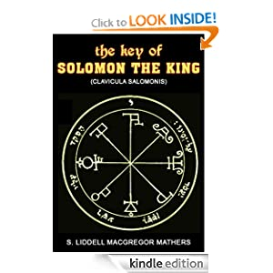 The Key Of Solomon Clavicula Salomonis Edited By S | Auto ...