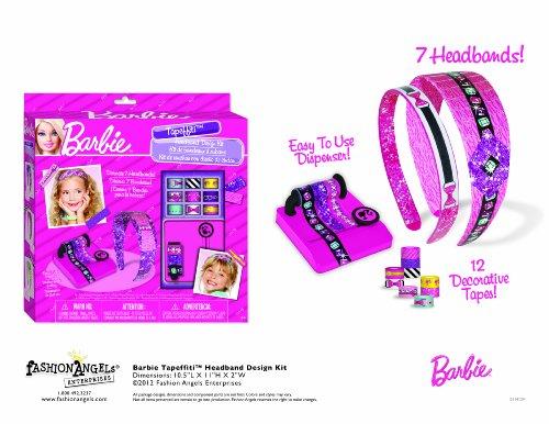 Barbie Taeffiti Headband Kit