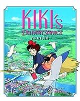 Kiki's Delivery Service Picture Book (Kiki's Delivery Service Film Comics)
