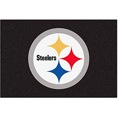 Fanmats Pittsburgh Steelers 20x30 Starter Rug