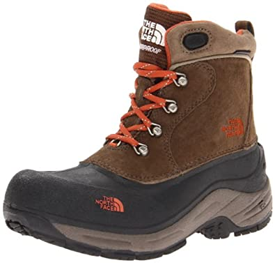 The North Face Chilkats Lace-Up Insulated Boot (Toddler Little Kid Big Kid) by The North Face
