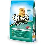 9 Lives Plus Care Formula Dry Cat Food