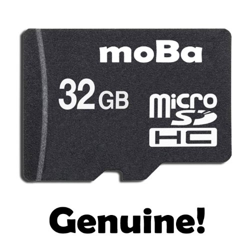 NEW 32GB Micro SDHC MEMORY CARD FOR Sony Ericsson A8i Aino Satio (Idou) Vivaz XPERIA Arc XPERIA X10 MOBILE PHONE UK - Class 4 Speed