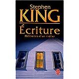 Ecriture : M�moires d'un m�tierpar Stephen King