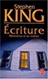 Ecriture : M�moires d'un m�tier par King