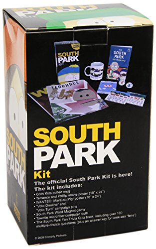 South Park Kit (Running Press Mega Kit)