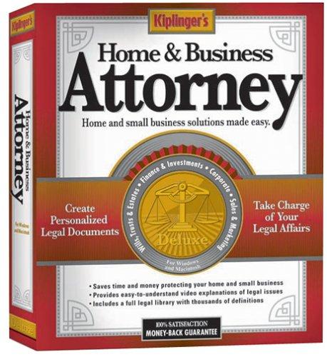 Kiplinger s Home  Business AttorneyB0000719OR : image