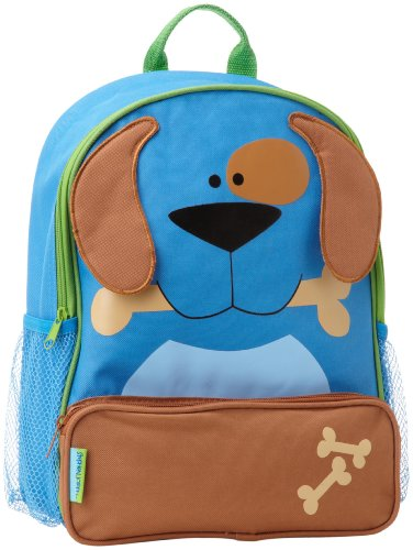 Stephen Joseph Boys 2 7 Sidekick Backpack Dog One Size
