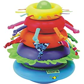 Lamaze Stack &amp; Spin Rings