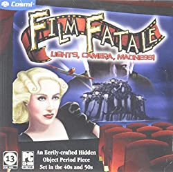 Film Fatale: Lights, Camera, Madness.