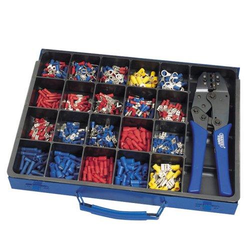 Draper Expert 56383 Ratchet Crimping Kit