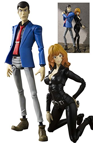hFiguarts Lupinamp; Abs Action Painted Figure Mine S Pvc Fujiko f6yY7gb