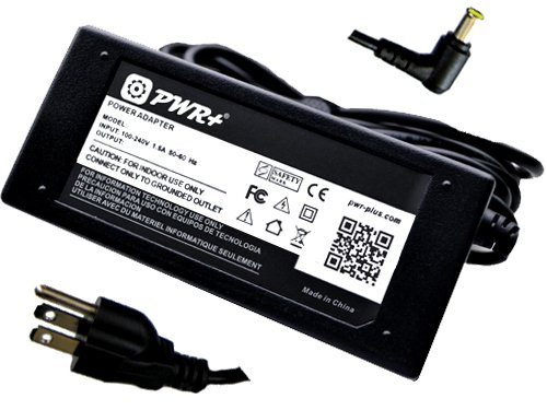 Pwr+ Ac Adapter for Acer Aspire 5251 5252 5253 5334 5336 5517 5532 5534 5542 5551 5552 5553 5732 5734 5735 5736 5738 5739 5740 5741 5742 5745 5749 5749z 5750 5750z 5755 5810 5820 5820t 5930 7540 7551 7736 7741 7745 65w Laptop Battery Charger Adaptor
