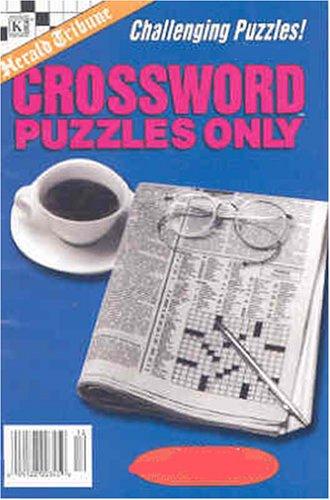 Best Price for New York Herald Tribune Crossword Puzzles Magazine Subscription