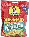 Sun Maid Tropical Trio, 7-Ounce Bags (Pack of 6)