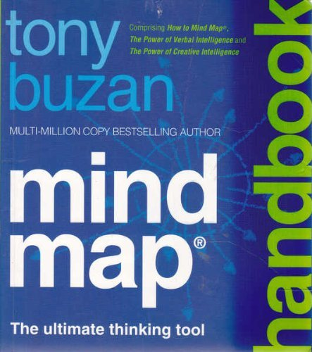 Mind Map Handbook descarga pdf epub mobi fb2