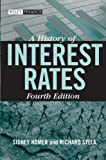 Image of A History of Interest Rates, Fourth Edition (Wiley Finance)