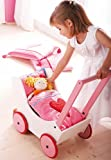 Toy - Doll's Pram White/Pink