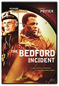 "Cover of ""The Bedford Incident"""