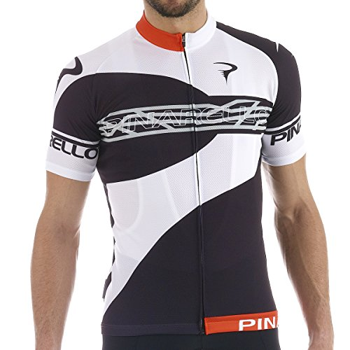 Pinarello 2015 Men's Miro Classic Short Sleeve Cycling Jersey - PI-S5-SSJY-MIRO