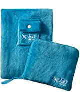 Lug Nap Sac Blanket and Pillow Ocean Teal