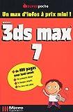 echange, troc Jérôme Lesage - 3ds max 7