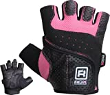 RDX Ladies Gel Gloves Fitness Women Gym Wear Exercise Workout Training Cycling P : Size S
