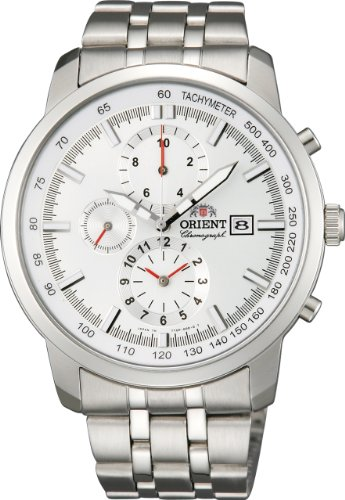 ORIENT watch Orient quartz chronograph WV0061TT gents