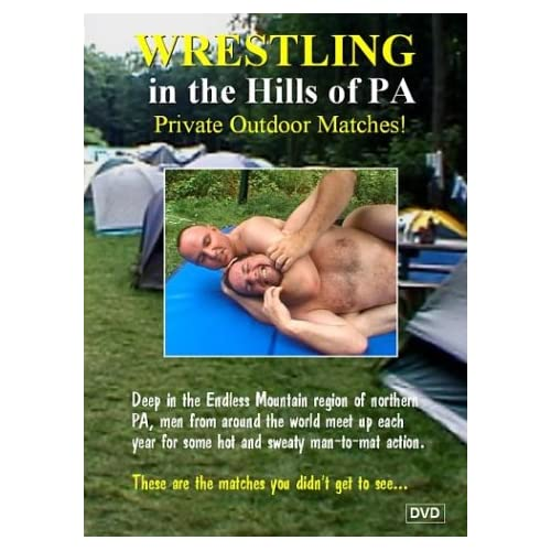 WRESTLING in the Hills of PA movie