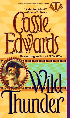 Wild Thunder, CASSIE EDWARDS