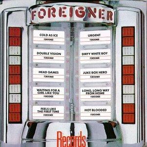 Foreigner - Agent Provocateur [VINYL] - Zortam Music