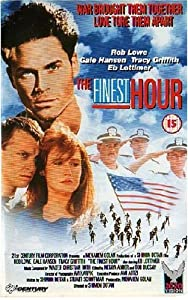 The Finest Hour [VHS]