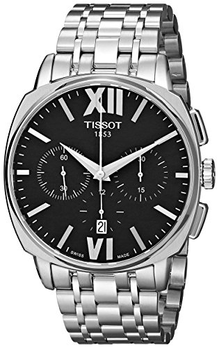 Tissot-Mens-Veloci-T-Black-Dial-Stainless-Steel-Chronograph-Automatic-Watch-T0595271105800