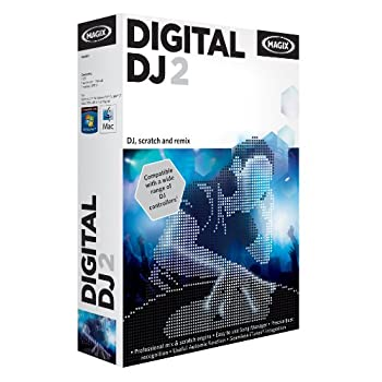 MAGIX Digital DJ 2 is a DJ-ing program that offers everything you need to intuitively play, scratch and remix your favorite songs. Create perfect DJ sets and bring your own music collection to life in just a few clicks! Whether you select songs from ...