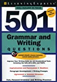 501 Grammar and Writing Questions: Fast, Focused Practice (501 Series)