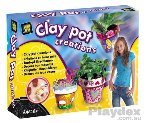 Clay Pot Creations (Pottery Painting compare prices)