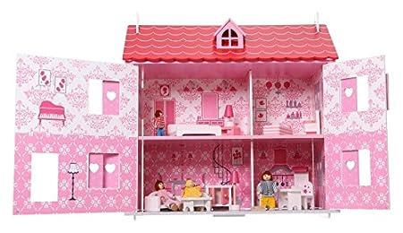 Ecotoys Myrtille Maison de poupées