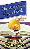 Murder of an Open Book (Scumble River Mystery)