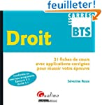 Droit : 31 fiches de cours avec appli...