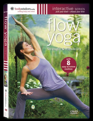 Flow Yoga - Strength & Flexibility [DVD] [2012]