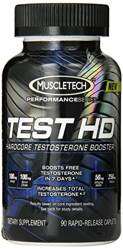 Muscletech test booster review