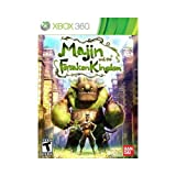 New Namco Majin And The Forsaken Kingdom Action/Adventure Game Xbox 360 Excellent Performance