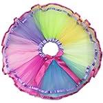 Jastore� Girls Layered Colorful Tutu...