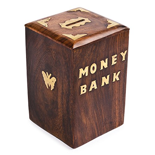 Large coin bank for adults for Large piggy bank with lock